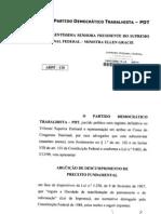 ADPF Lei de Imprensa