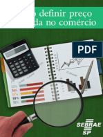 eBook Preco de Venda No Comercio