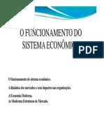 3 Microeconomia e Mercados [Modo de Compatibilidade]