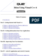 Learn Visual C++ 6