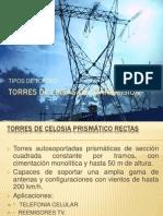 Torres de Lineas de Transmision[1] Diapositivas