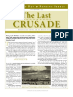 The Last Crusade August 2001