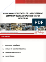PPT Informe Final EDO