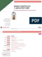 Brand Architecture and Portfolio