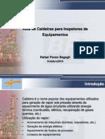 Aula - Caldeiras - Cetril - 2010