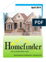 McDowell News Homefinder April 2014
