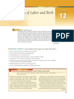 Maternal Nursing Care- Chpt 12 the Process of Labor and Birth