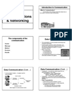 Data Communication & Networking -IISNelliady