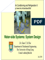 Water-Side Systems _ System Design -- Bbse3006_1011_05