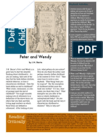 peter and wendy reading guide copy