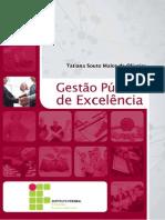 Livro completo gestão pública de excelencia