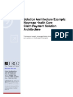 Solution Architecture Example