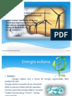 Energia Eoliana