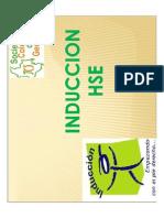 Presentacion Sistema de Gestion Hse Scg