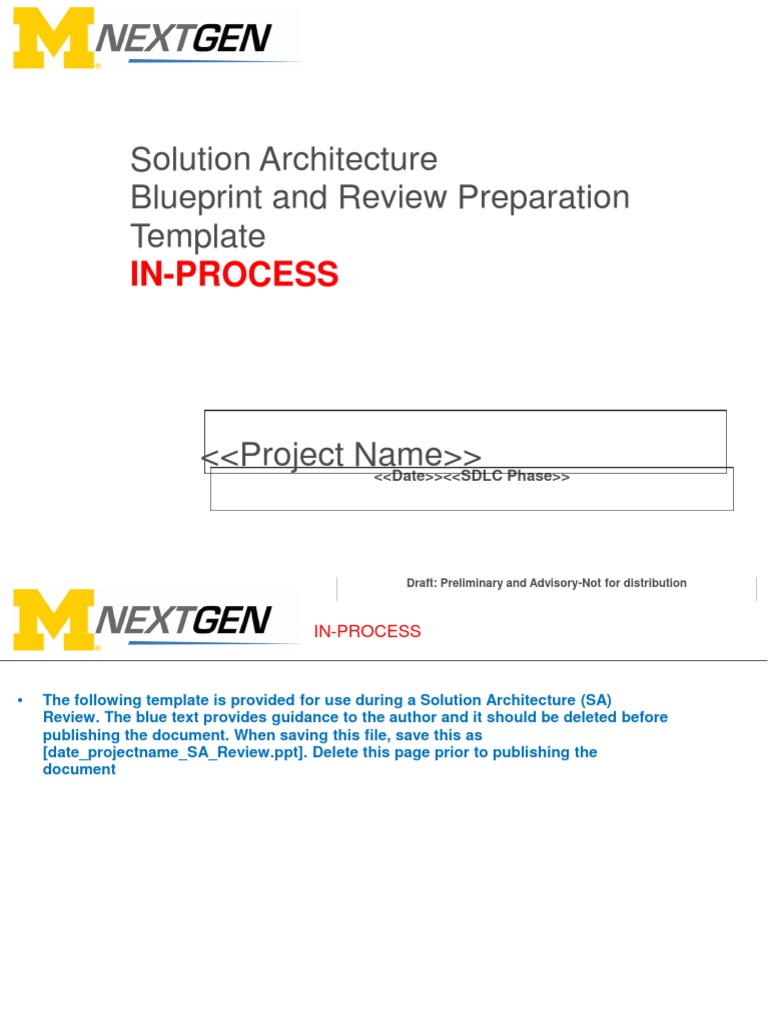 Solution architecture review blueprint preparation template solution architecture review blueprint preparation template business intelligence data model malvernweather Images
