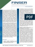 Reporte semanal Financiero al 31 DE MARZO