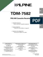OM TDM-7582