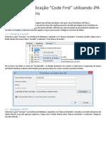 Criando uma aplicação Completa JSF