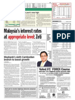 thesun 2009-10-20 page17 malaysias interest rates at appropriate level zeti