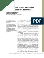 Artigo - Trans. de Conduta - Leila Ribeiro