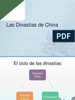Las dinastías de China.ppt