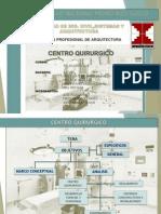 Centro Quirurgico - Uci