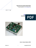 Penny Whistle RF Amplifier Manual