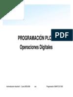 Programacin D