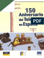 150 aniversario telegrafo en España
