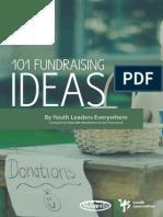 101 Fundraising IDEAS eBook