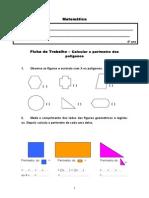 Perímetro de polígonos