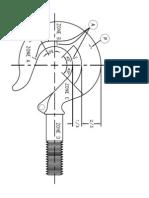Hoist Hook Particle Inspection Points