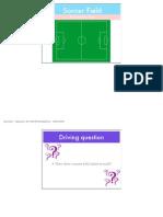 soccer field geometry math