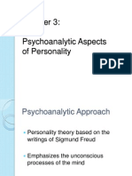 PP Ch. 3 Theories of Personality 2014 (1)