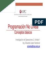 Unidad 1 - 1 Conceptos Basicos Sobnre PNL