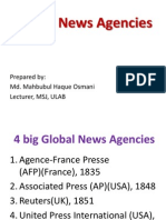 Global News Agencies