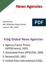 Global News Agencies