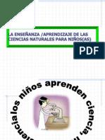 Enseñanza CCNN