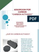 Adsorcion Por Carbon