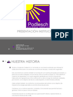 Presentacion PODLESCHSA Servi