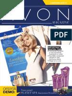 Avon Magazine 08-2014