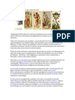 Significado das Figuras das Cartas de Tarô
