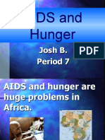 aids and hunger