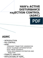 Active Disturbance Rejection Control