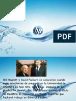 Historia de HP