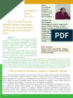 Nicu Gavriluþã Associate Professor, Ph. D. Al. I. Cuza University, Iaşi, România