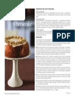 Carrotcake Cheesecake