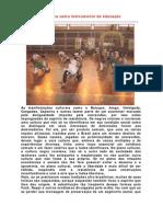 Capoeira como instrumento de educação