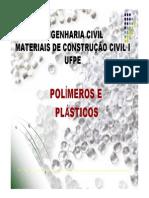 Aula Polímeros e plasticos