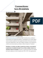Brutalist Connections
